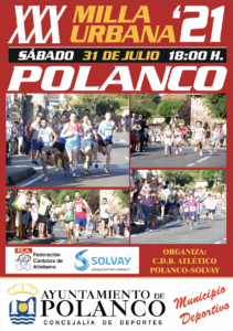 XXX Milla Urbana de Polanco