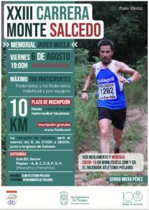 XXIII Carrera del Monte de Salcedo - Memorial Javier Muela @ Salcedo de Piélagos