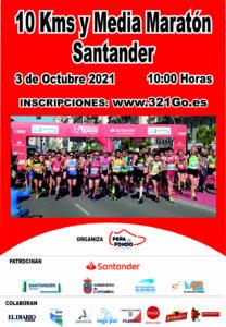 VIII Medio Maratón y 10 Kilómetros de Santander @ Santander, Cantabria