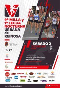 IX Milla y I Legua Urbana de Reinosa @ Reinosa, Cantabria